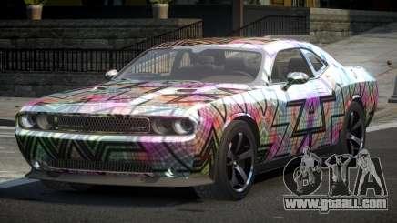 Dodge Challenger 392 PSI-R S4 for GTA 4
