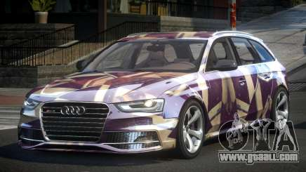 Audi B9 RS4 S2 for GTA 4