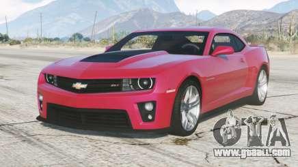 Chevrolet Camaro ZL1 2012〡add-on for GTA 5