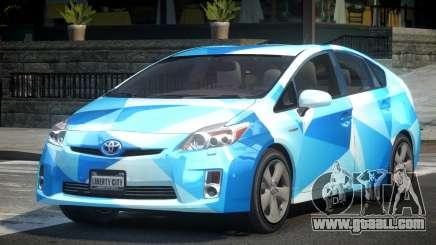 Toyota Prius U-Style S5 for GTA 4
