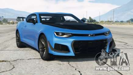 Chevrolet Camaro ZL1 1LE 2018〡add-on for GTA 5