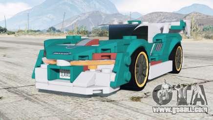 McLaren Senna LEGO (P15) 2019〡add-on for GTA 5