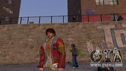 Miguel Caballero Rojo Custom for GTA 4