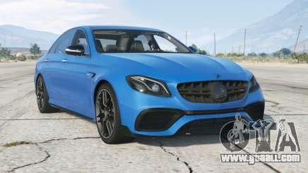 Mercedes-AMG E 63 S (W213) 2017〡TopCar〡add-on for GTA 5