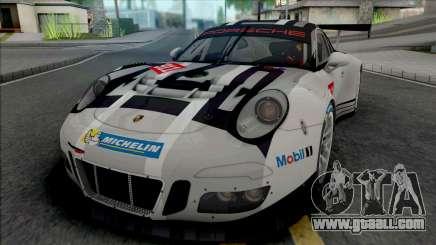 Porsche 911 GT3 R for GTA San Andreas