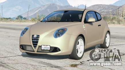 Alfa Romeo MiTo Quadrifoglio Verde (955) 2014〡add-on ν2.2 for GTA 5