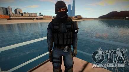 New swat for GTA San Andreas