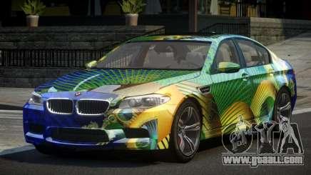 BMW M5 F10 US L7 for GTA 4