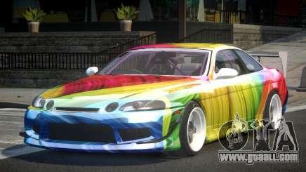 Toyota Soarer U-Style S4 for GTA 4