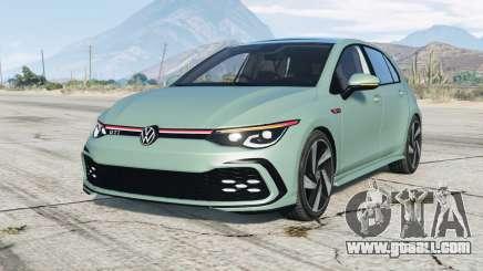 Volkswagen Golf GTI (Mk8) 2020〡add-oᵰ for GTA 5