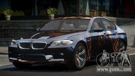 BMW M5 F10 US L6 for GTA 4