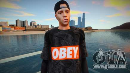 SWAG OBEY style for GTA San Andreas
