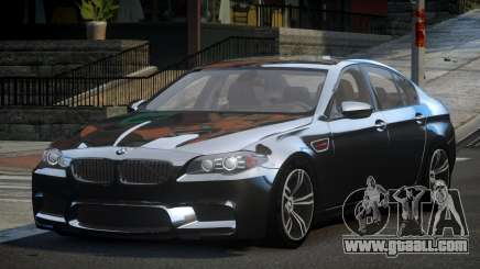 BMW M5 F10 GST V1.0 for GTA 4