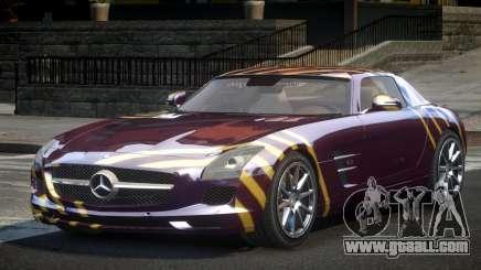 Mercedes-Benz SLS GS-U S9 for GTA 4