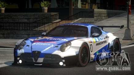 Alfa Romeo 8C Competizione GS-R S9 for GTA 4