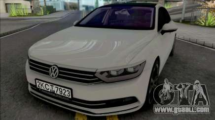 Volkswagen Passat B8 2016 for GTA San Andreas