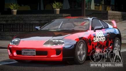 Toyota Supra GST Drift S10 for GTA 4