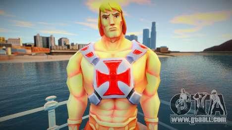 He-Man for GTA San Andreas