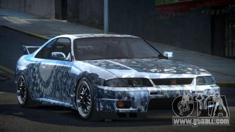 Nissan Skyline R33 US S7 for GTA 4