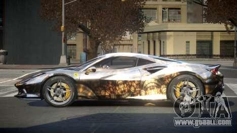 Ferrari F8 BS-R S2 for GTA 4