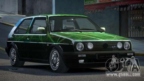 Volkswagen Golf SP-U S7 for GTA 4