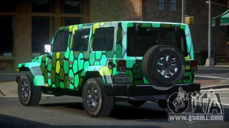 Jeep Wrangler PSI-U S7 for GTA 4