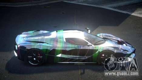 Ferrari LaFerrari US S8 for GTA 4