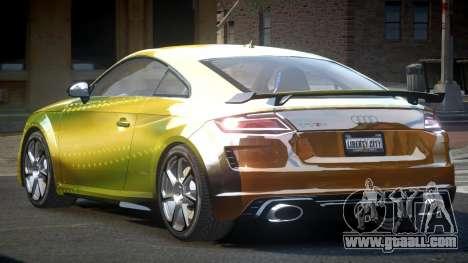 Audi TT U-Style S6 for GTA 4