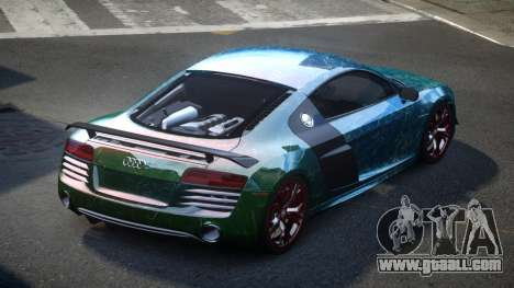 Audi R8 ERS S10 for GTA 4