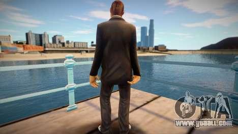 Russian spy for GTA San Andreas