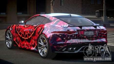 Jaguar F-Type U-Style S4 for GTA 4