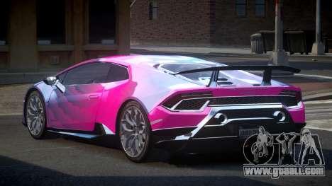 Lamborghini Huracan BS-Z S7 for GTA 4