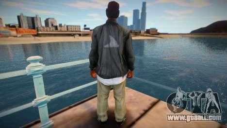 Beta Lance Ryder Wilson Skin for GTA San Andreas