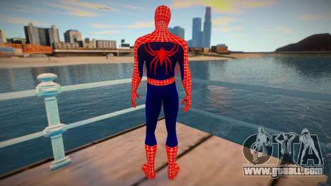 Spiderman 2007 (Red) for GTA San Andreas