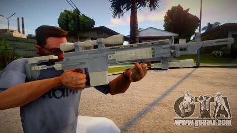 Sniper Semi-Automatic for GTA San Andreas