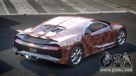 Bugatti Chiron BS-R S5 for GTA 4