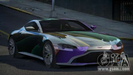 Aston Martin Vantage GS AMR S2 for GTA 4