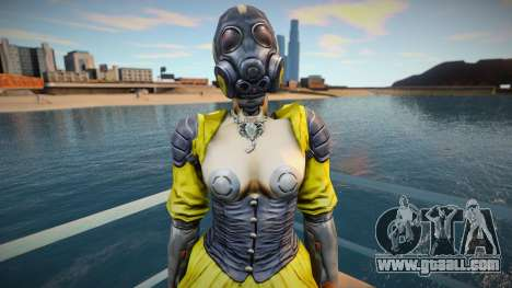 Dancer From Shadowgun: Deadzone for GTA San Andreas