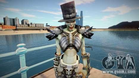 Harlequin for GTA San Andreas