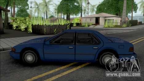 Lumos for GTA San Andreas