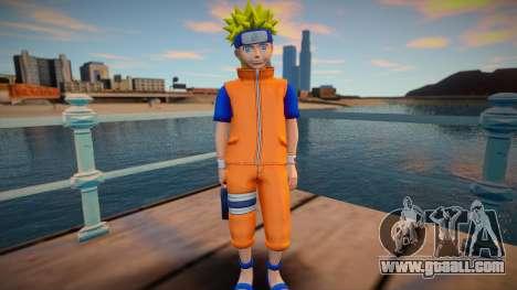 Naruto Summer for GTA San Andreas