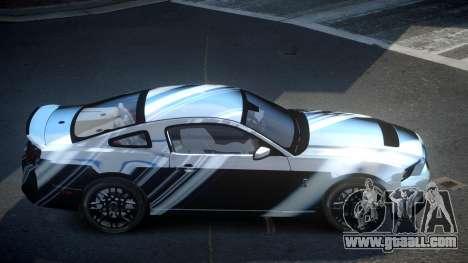 Shelby GT500 GST-U S8 for GTA 4