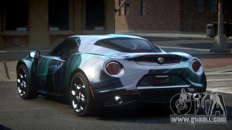 Alfa Romeo 4C U-Style S9 for GTA 4