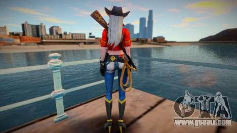 Elf Cowboy for GTA San Andreas