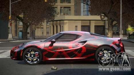 Alfa Romeo 4C U-Style S5 for GTA 4