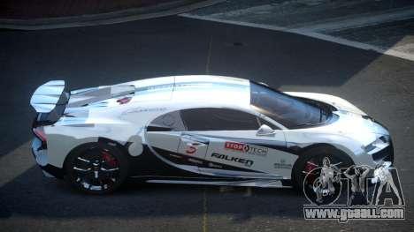 Bugatti Chiron GS Sport S8 for GTA 4