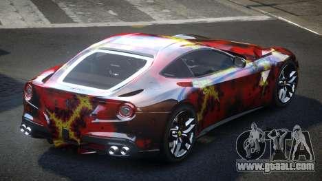 Ferrari F12 BS Berlinetta S7 for GTA 4