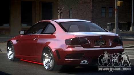 BMW M3 E92 US for GTA 4