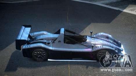 Radical SR8 GII S2 for GTA 4