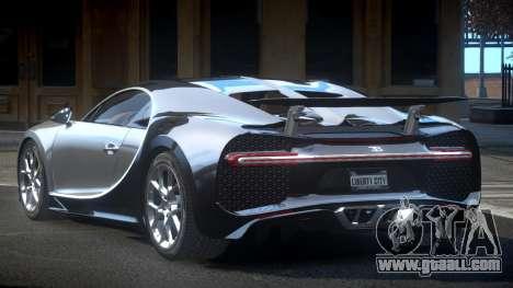 Bugatti Chiron BS-R for GTA 4